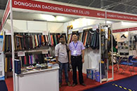 "We successfully participated in""The 20th International Shoes & Leather Exhibition""in Vietnam from July 11- July 13."