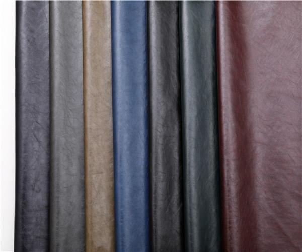 Soft Shiny Matte Microfiber Leather