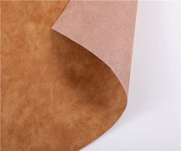 New season yangbuck microfiber leather for shoes upper
