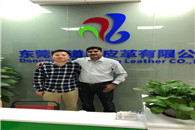 Welcome - The visit of Mr. Muhammad Ashfaq to our company