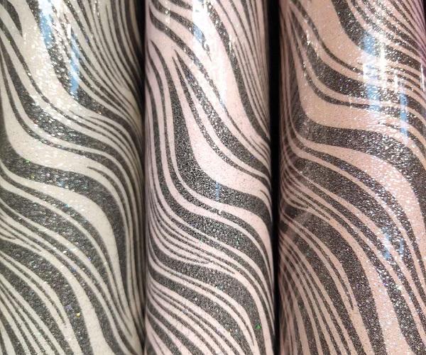 Microfiber Leather Leopard prints animal prints leather fashion ODM