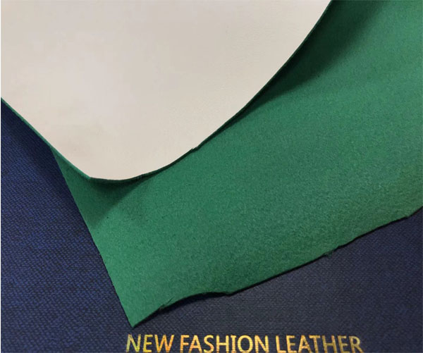 white-colored microfiber leather for shoes upper for sneakers