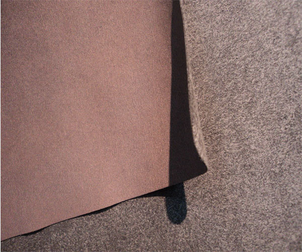 Microfiber Faux Leather for Shoes lining soft and breathable