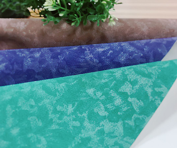 Hydrolysis resistant waterproof microfiber faux leather for shoes upper