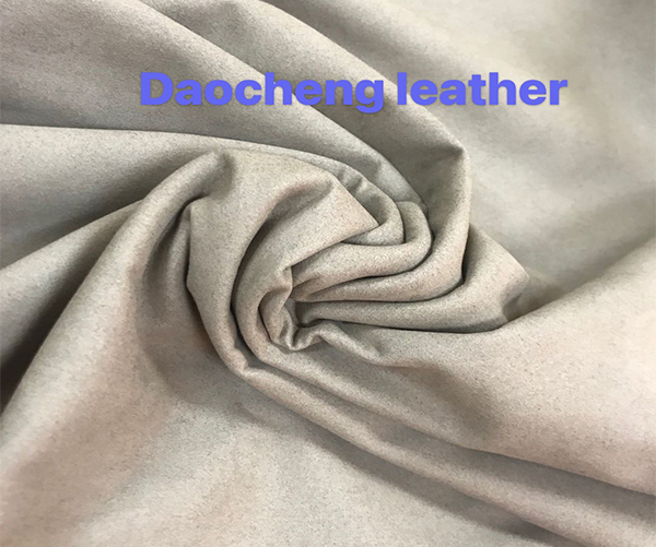 0.6/0.7mm Hydrolysis resistant &double face  suede microfiber  leather fabric for jewelry packaging,shoes,handbags,gloves,electronic products packaging,handcrafts