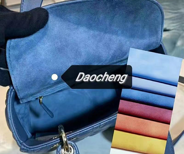 Classical&super leather feeling Yangbuck microfiber faux leather  used for handbags/boots/phone cases/ipad cases